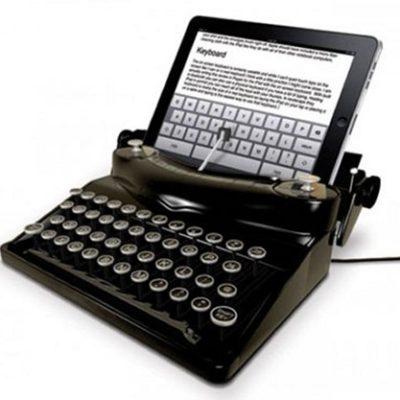 typescreen-ipad-schreibmaschine